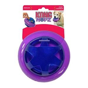 Hundelegetøj KONG Hopz Ball-L