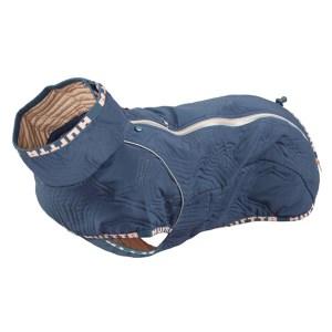 Hurtta Casual Quilted jakke til hund-Ryg 45 cm