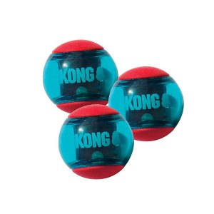 KONG Squeezz Action hundebold-Large