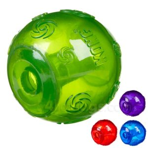 KONG Squeezz ball-Large