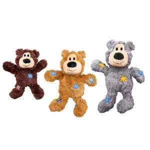KONG Wild Knots Bears-Medium/large