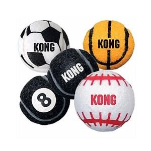 KONG tennis bolde-Ø:4cm
