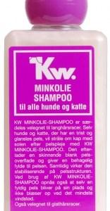 KW Minkolie Shampoo-500 ml