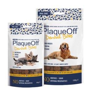 PlaqueOff Dental Bites-60g