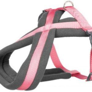 Premium Sele m. fleece Pink* Large
