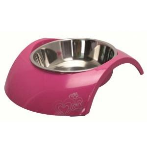Rogz Bowl Luna, Pink-700 ml