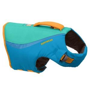 Ruffwear Float Coat redningsvest til hunde blå-XL