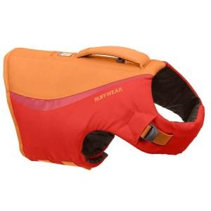 Ruffwear Float Coat redningsvest til hunde rød-M