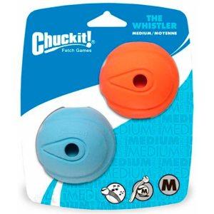 Whistler bolde der fløjter når de kastes-M:Ø:6,2 cm