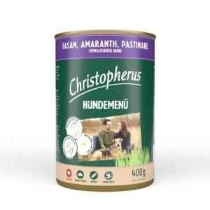 Christopherus Dåsefoder Fasan 400g