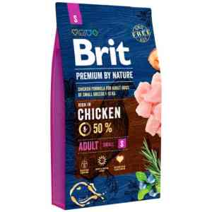 Brit Premium by Nature - Adult - Kylling