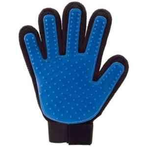 True Touch handske kam - Blå