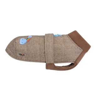 Hundefrakke Choco-33 cm