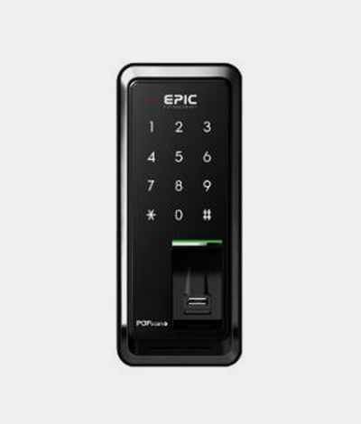 EPIC Popscan Fingerprint Digital Lock