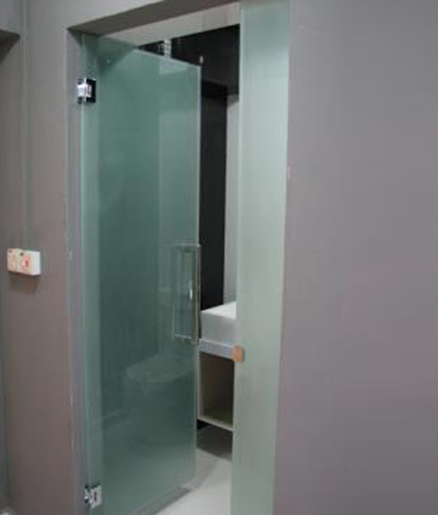 Glass Swing Door & Shower Screen