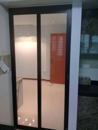 Call 96177025 to buy Kitchen Clear Door and Fire rated HDB door Singapore sales