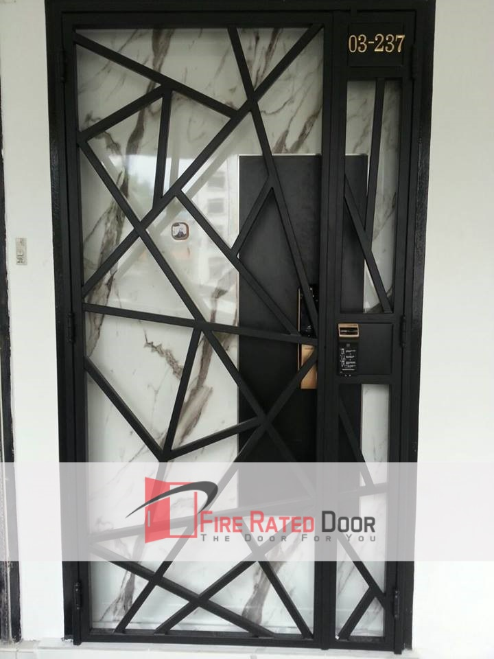 Call 96177025 to buy Design Spree Gate and Mild Steel Gate Singapore sales