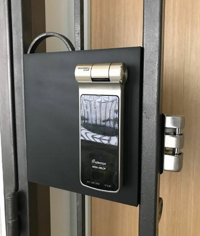 Call 96177025 to buy Gateman Z10 Gate Digital Lock in Singapore