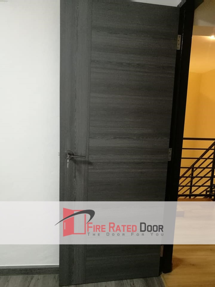 HDB Solid Bedroom Door