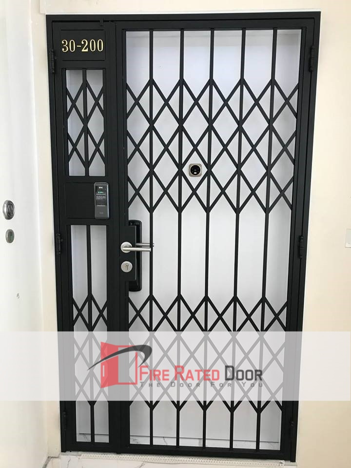 Call 96177025 to buy Siccors Gate and Mild Steel Gate Singapore sales