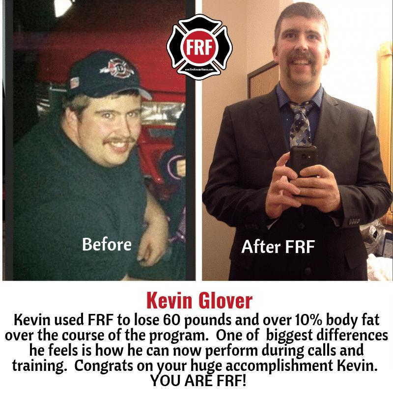 Kevin glover testimonial