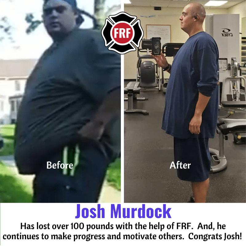Josh murdock continued results challenge 2020