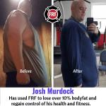 Josh murdock continued results challenge 2019