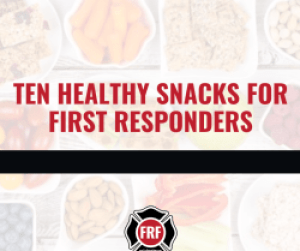 Copy of snacking in the fire service