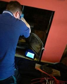 CCTV to check Sweep