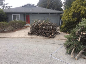 Chipping pile Examples 2