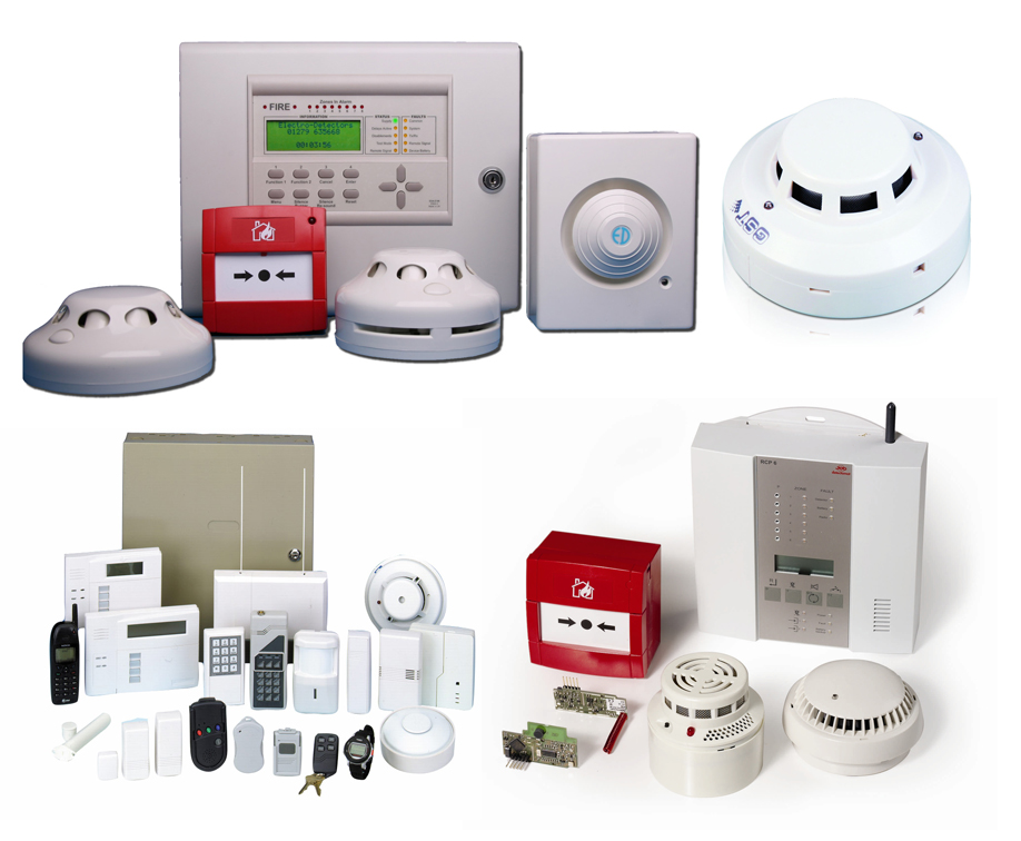 Security Alarm Devices