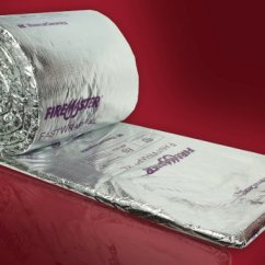 Commercial Kitchen Ventilation Faucet Supply Lines Thermal Ceramics- Firemaster Fastwrap® 1.5