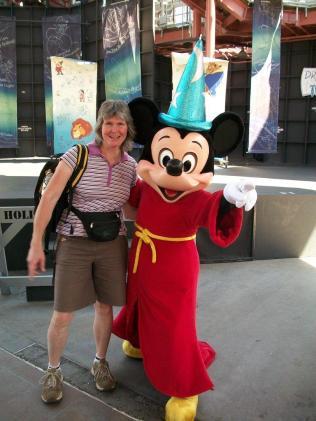 Mickey and Jenny