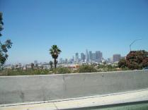 Downtown from the 101