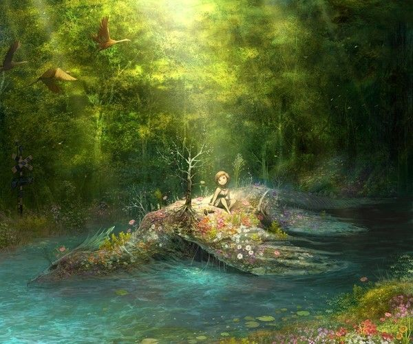 3d Dragon Eye Wallpaper Images Paysages Fantasy Page 7