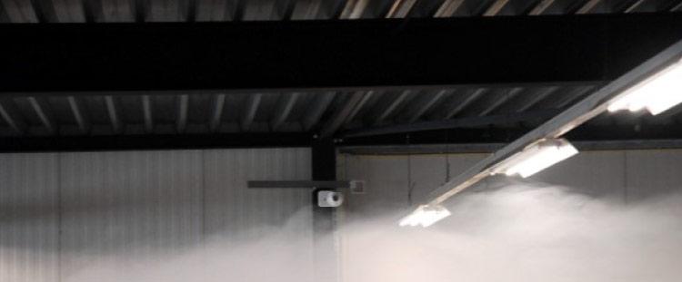 Distribuidores de detectores de humo en áreas abiertas Colombia