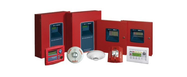 Distribuidores de paneles de control de alarma en Colombia