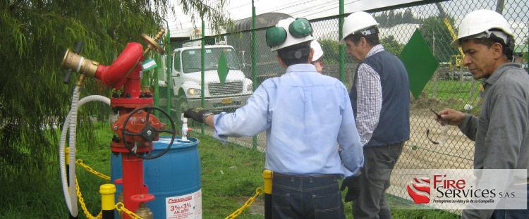 Distribuidores Hidrantes monitores Colombia