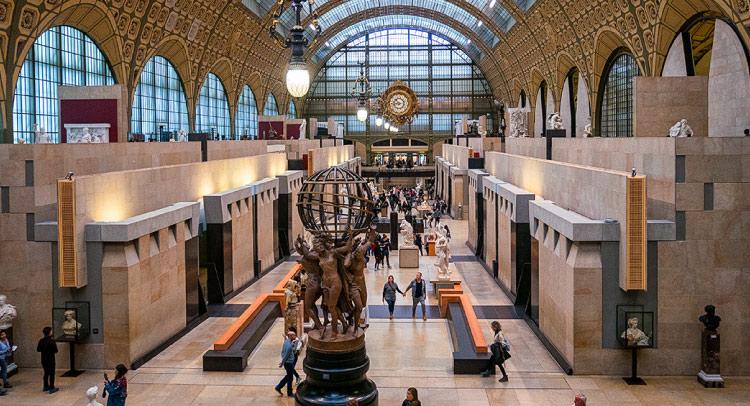 Sistemas contra incendios para museos y patrimonios culturales