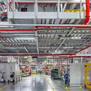 Sistemas contra plantas de producción
