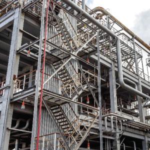 Sistemas contra incendio para empresas petroleras