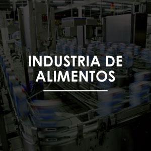 Sistemas contra incendio para industria de alimentos