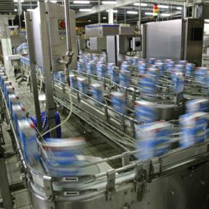 Sistemas de protección de incendio en la industria de alimentos