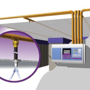 Inspección pruebas y mantenimiento para sistemas de detección cuartos de control