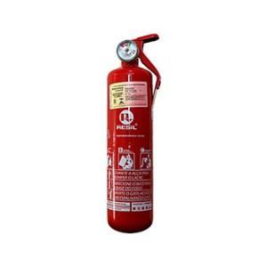 Extintor PQS ABC 1kg