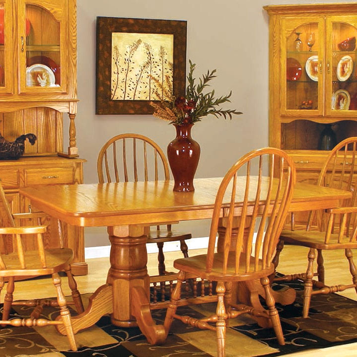 Country Style Dining Set With Fireside Furniture In Pompton Plains Nj
