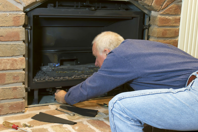 Well Assist With Your New Gas Fireplace  Royal Oak MI  FireSide Hearth