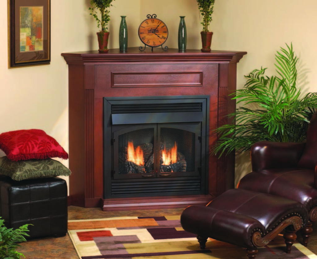 Gas Vent Free Logs  Fireplaces Fireplace Store