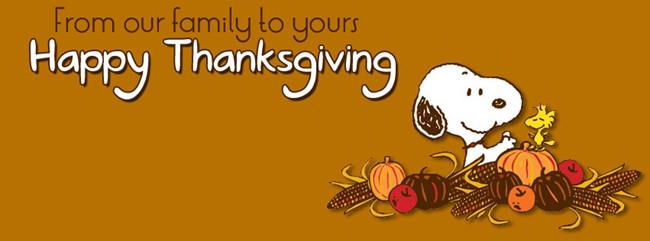 Happy Thanksgiving Fireside Traveler