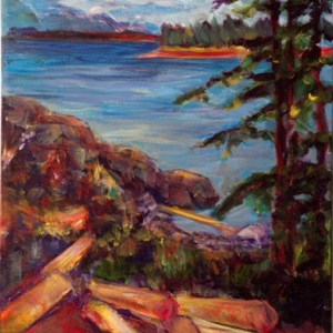 Driftwood, Christina's View